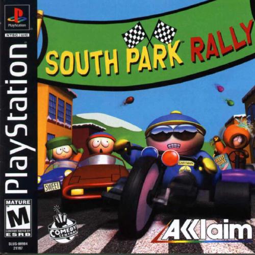 South Park Rally pc