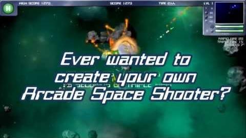 Space Ranger ASK - Arcade Shooter Kit - Trailer HD 720p-0