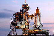 STS-118 Launchpad
