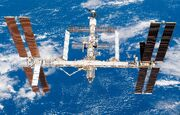 ISS after STS-118 in August 2007