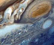 Jupiter from Voyager 1