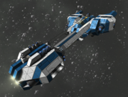 Blue 2 space engineers wiki wikia - Small reactor space engineers gallery ...