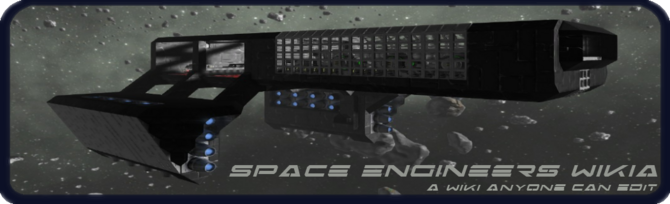 Space Engineers Wikia Banner