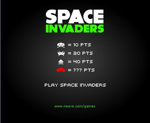 neave space invaders