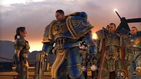 Epilogue (Warhammer 40.000 Space Marine) Full HD