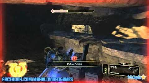 Warhammer Space Marine - Walkthrough - The Inquisitor - Chapter 7 Heart of Darkness 3