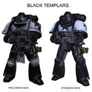 Preorder comparison black templars