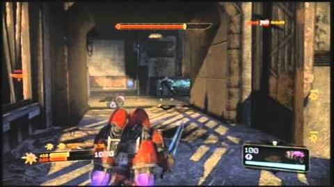 Space marine gameplay Power sword