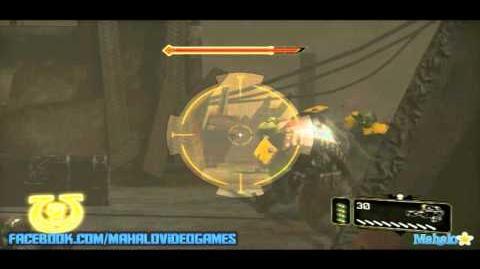 Warhammer Space Marine - Walkthrough - The Inquisitor - Chapter 5 Part 2