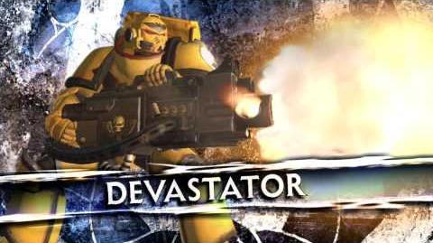 Warhammer 40,000 Space Marine Exterminatus Launch Trailer - Official