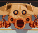Sequel Police Patrol Shuttle
