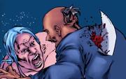 Theokoles kills Gharib