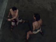 Marcus Crassus training (1)
