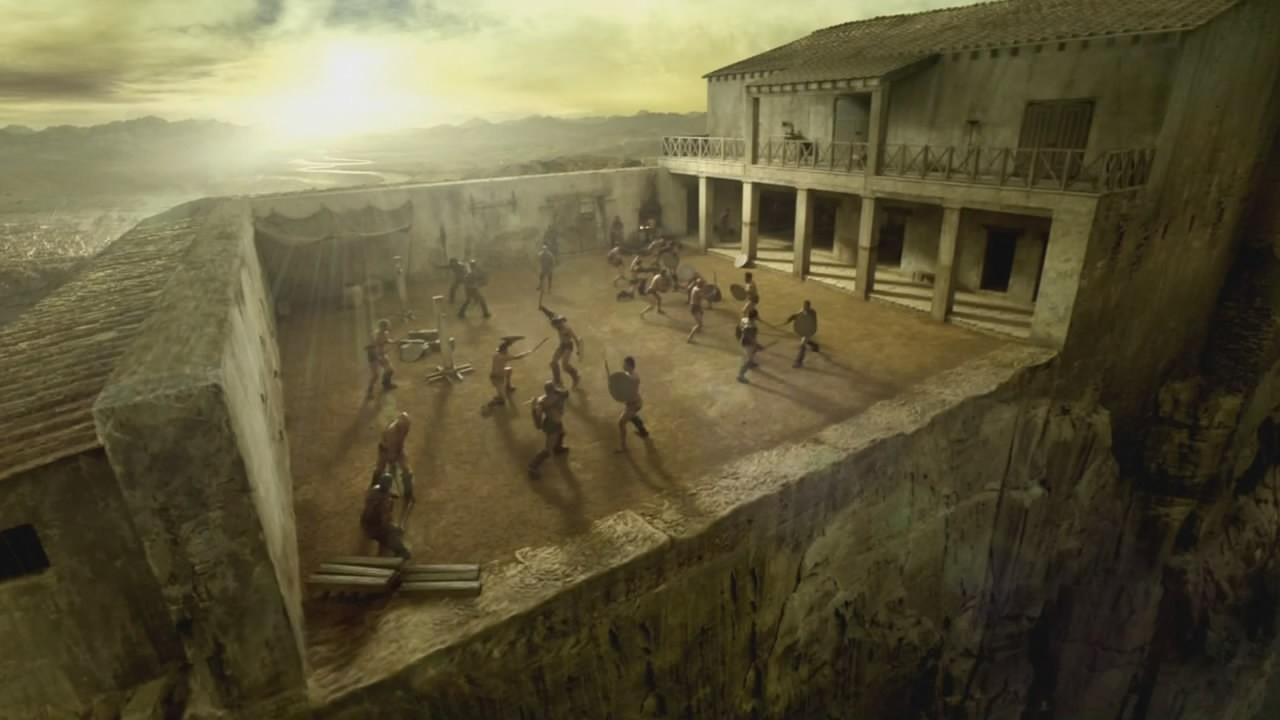 Batiatus Ludus Spartacus Wiki Fandom Powered By Wikia