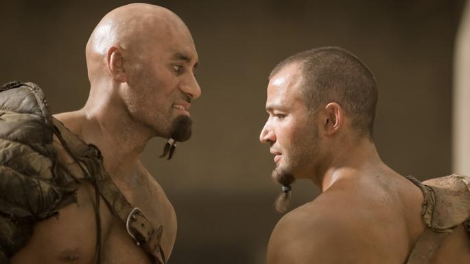 Dagan Spartacus Wiki Fandom Powered By Wikia