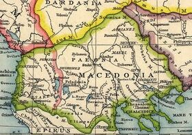 Roman provinces at the Balkans