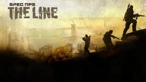 Spec Ops The Line Official In-Game Footage Trailer 2011 HD