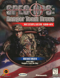 Spec Ops Ranger Team Bravo