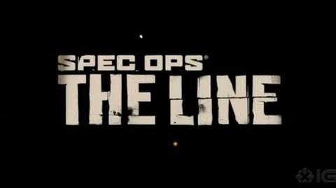 Spec Ops The Line - Journey Trailer