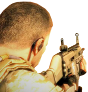 SCAR-H Aiming