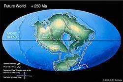 Pangea utilma