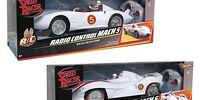 Speed Racer 1:16 RC Hot Wheels