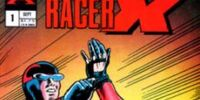Racer X (NOW Comics)