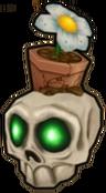 PottedSkull