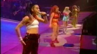 Spice Girls - Love thing (Live in Istanbul)