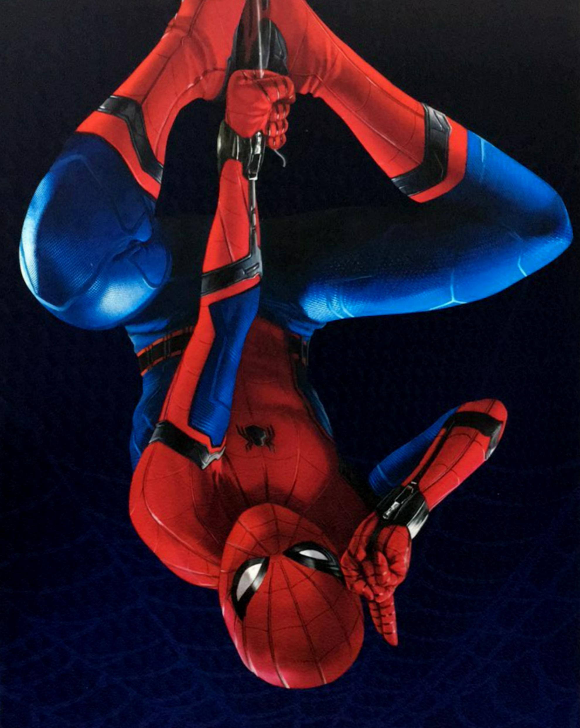 Spider Man Tom Holland Spider Man Films Wiki Fandom