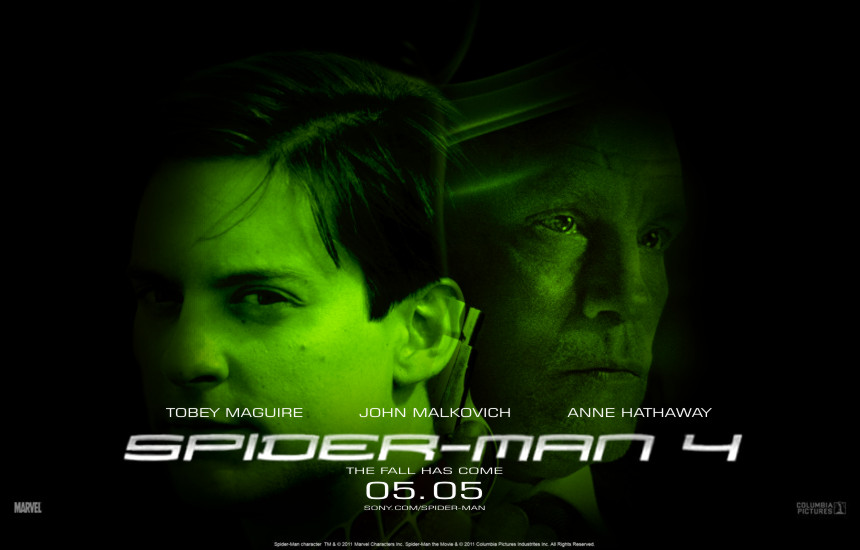 tobey maguire spiderman 2