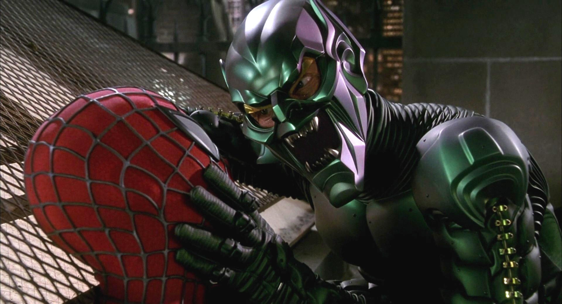 Green Goblin I movie h1
