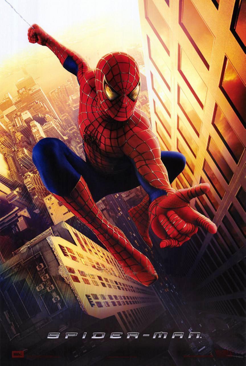 Spider man tobey maguire spider man films wiki - Images spiderman ...