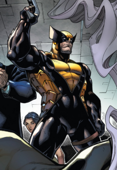Wolverine's All-New Marvel NOW! costume