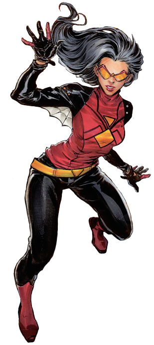 Jessica Drew (Earth-616) | Spider-Man Wiki | Fandom powered by Wikia Ultimate Spider Man Peter Parker Costume