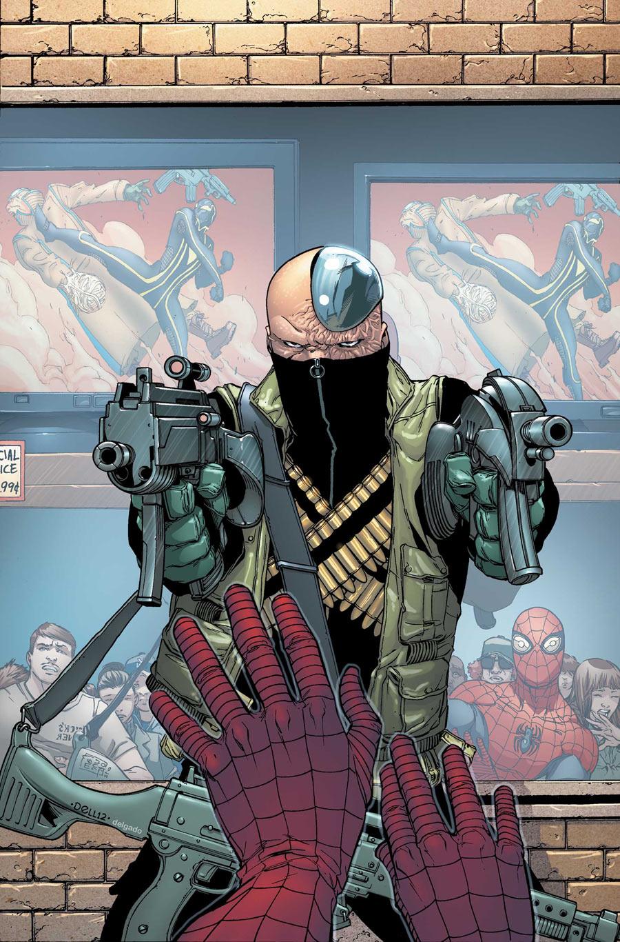 superior spiderman volume 1 4 spiderman wiki