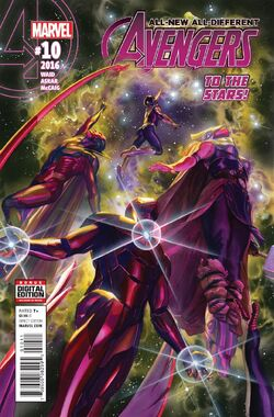 All-New, All-Different Avengers Vol. 1 -10