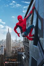 Spider-Man Homecoming poster 02