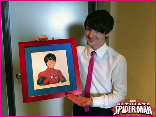 The amazing spidergirl - 1 3
