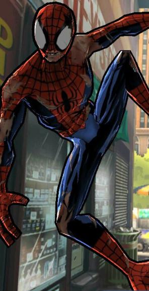 Carnage ultimate spider man