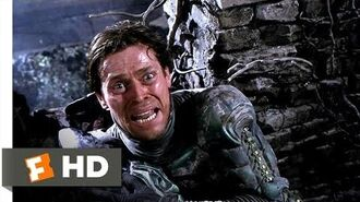 Spider-Man Movie (2002) - Green Goblin's Demise Scene (9 10) Movieclips