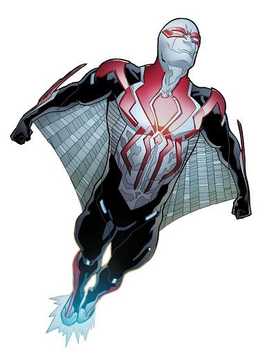 Miguel O Hara Earth Trn588 Spider Man Wiki Fandom