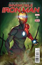 Invincible Iron Man Vol. 3 -3