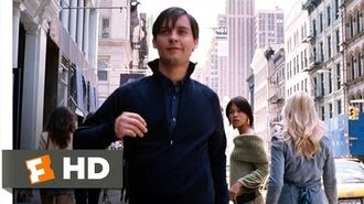 Spider-Man 3 - Cool Peter Parker Scene (5 10) Movieclips