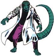 Lizard's original form