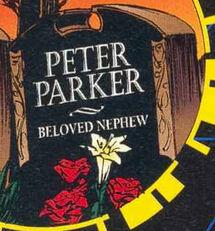 X-Universe Vol 1 1 page 35 Peter Parker (Earth-295)