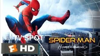 Marvel's Spider-Man Homecoming -(2017)- Super Bowl TV SPOT HD Tom Holland Movie FanMade.