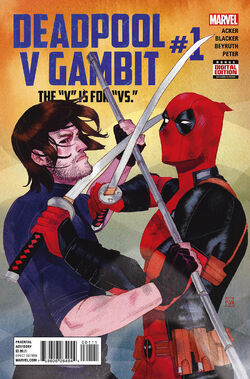 Deadpool v Gambit Vol. 1 -1