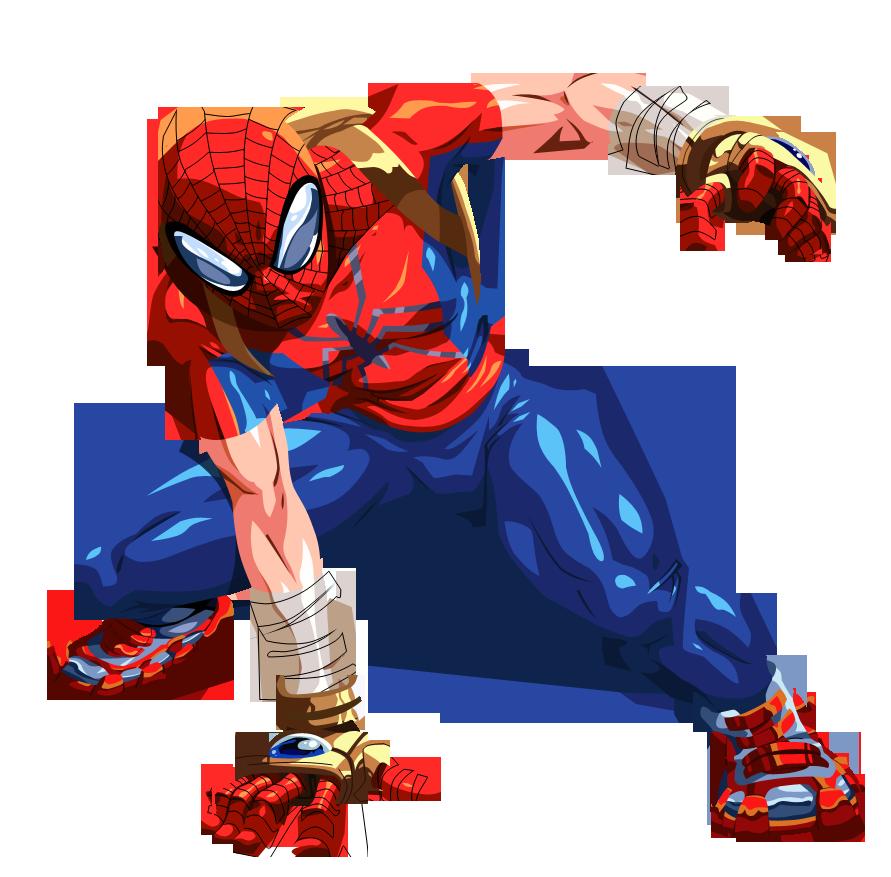 Peter Parker (Earth-2301) | Spider-Man Wiki | Fandom powered by Wikia Ultimate Spider Man Peter Parker Costume