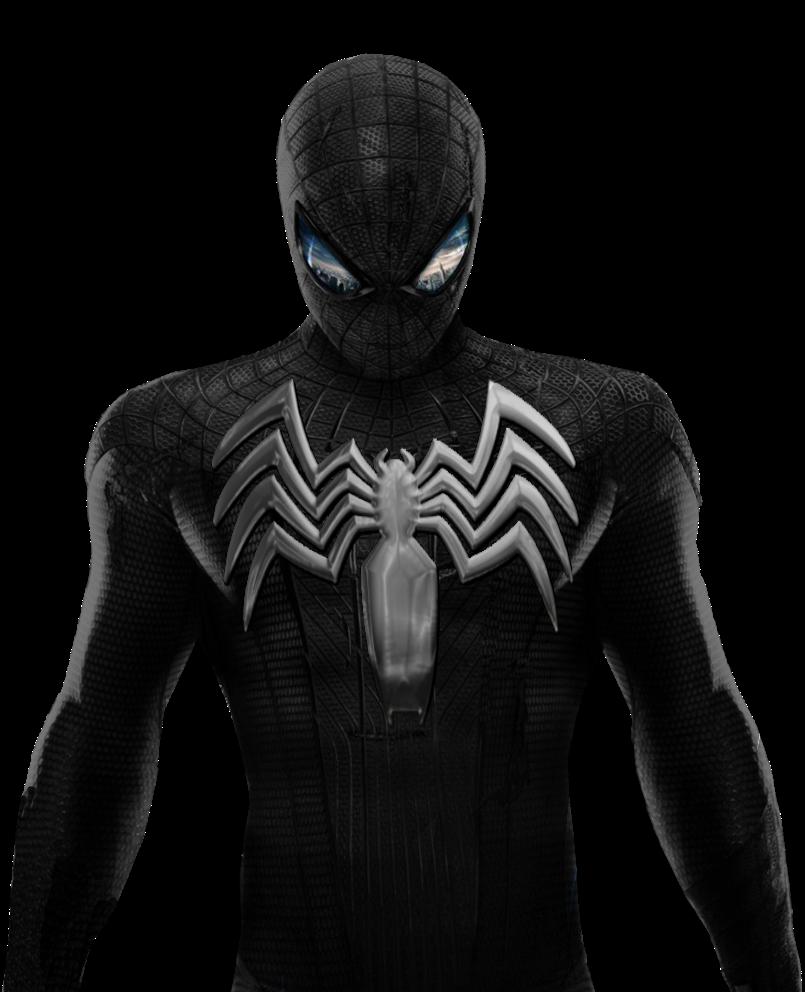 image spider man black suit concept png spider man wiki
